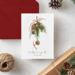 Kartka Świąteczna- Dzwonki